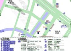 臺中公車行旅圖 – 朝馬轉運站