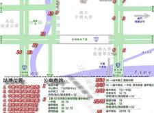 臺中公車行旅圖 — 中興大學周邊