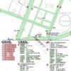 臺中公車行旅圖 – 一中街公車轉乘圖(2011/9)