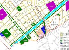 臺中市第13期市地重畫案 –細部設計圖