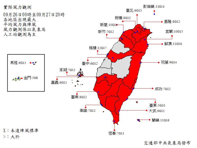2016  梅姬 颱風 – 給首長們的警示錄